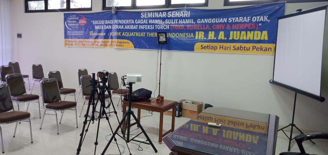 seminar torch dan solusinya di jogjakarta 04 september 2021
