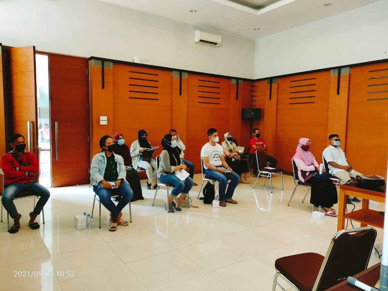 seminar torch dan solusinya di semarang dan purwokerto 05 september 2021