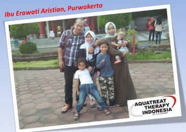 Ibu Erawati Purwokerto, Bisa Punya Anak Setelah Gagal Hamil karena TORCH