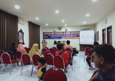 [Foto] Seminar TORCH dan Solusinya di Surabaya 29 Desember 2019