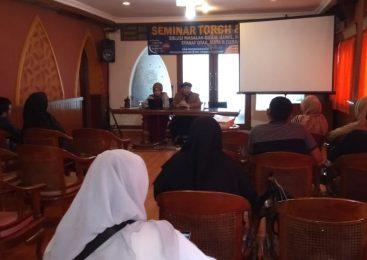[Foto] Seminar TORCH dan Solusinya di Bandung 15 Maret 2020