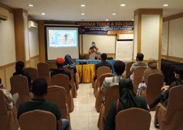 [Foto] Seminar Torch dan Solusinya di Medan  16 Agustus 2020