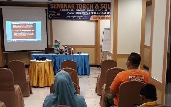 [Foto] Seminar Torch dan Solusinya di Medan 20 September 2020