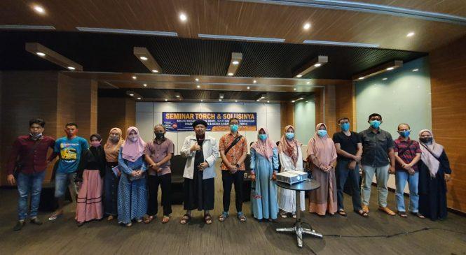 [Foto] Seminar Torch dan Solusinya di Purwokerto 04 Oktober 2020