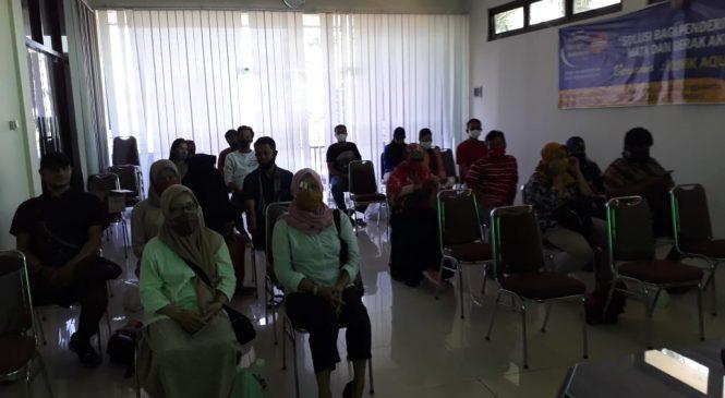 [Foto] Seminar Torch dan Solusinya di Jogjakarta 07 November 2020